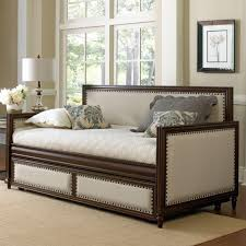 bed u0026 bath mesmerizing trundle daybed queen size for bedroom