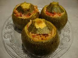 cuisiner la courgette ronde la cuisine de mon pays la turquie courgettes ronde farcies dolma