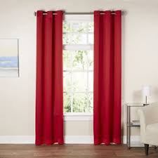 red and black curtains bedroom download page home design curtains drapes you ll love wayfair