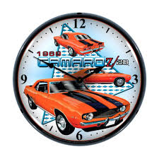 articles with automatic light up wall clock tag light up wall clock