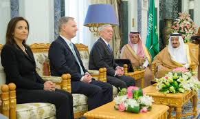 mattis in riyadh there is disorder wherever iran is present al