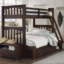 Bunk Bed Espresso Highlands Bunk Bed Free Shipping