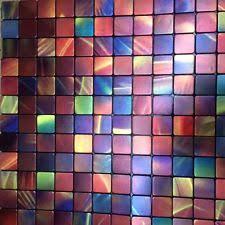 mosaik flie selbstklebende mosaikfliesen ebay