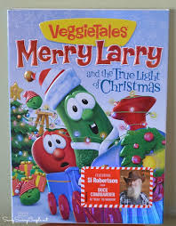 veggie tales merry larry and the true light of dvd