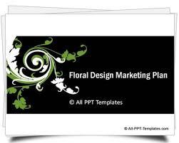 powerpoint marketing plan template sets