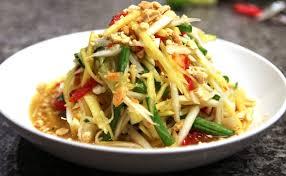 som tam thai papaya salad recipe maangchi com