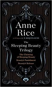 sleeping beauty trilogy box claiming sleeping