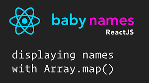 php array map reactjs beginner series 5 display names list with array map