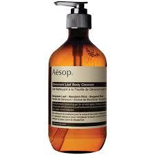 aesop geranium leaf body cleanser gel 500ml buy online mankind