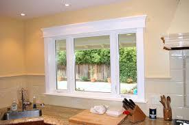kitchen molding ideas kitchen window trim ideas awesome kitchen window molding ideas