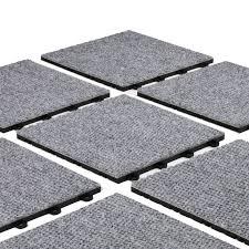 carpet tiles for basement floors basements ideas