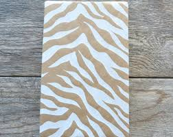 zebra print wrapping paper view wrapping paper by wrapandrevel on etsy