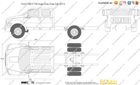 Ford 650 Price The Blueprints Com Vector Drawing Ford F 650 F 750 Super Duty