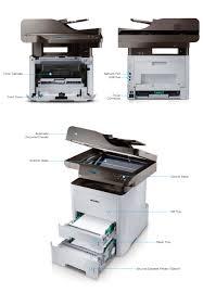 samsung m3870fd multifunction xpress printer samsung gulf