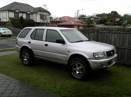 opel frontera modified samorgs 1999 holden frontera specs photos modification info at