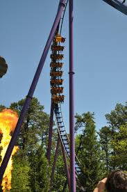 Sixs Flags Nj Six Flags Great Adventure Bizarro Opening Day Theme Park Review