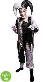 Jester Halloween Costume Krazed Jester Costume Party