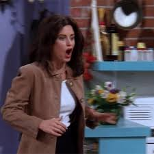 how to do thanksgiving like geller from friends vogue