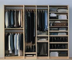 meuble penderie chambre lundia le mobilier modulable dressing armoire penderie