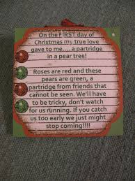 12 days of christmas rhymes for gifts part 43 12 days of