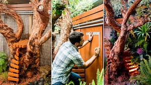 How To Plant Vertical Garden - made in the shade building a vertical garden under the canopy of
