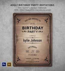 40th party invitation template free u2013 orderecigsjuice info