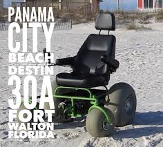 beach wheelchair rental panama city beach u0026 destin 30a beach