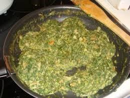 cuisiner indien mes épinards à l indienne recette ptitchef