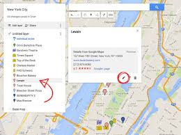 map trip how to create a custom travel map with maps new my