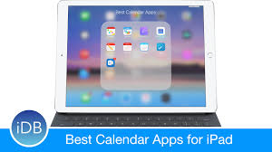 the best calendar apps for ipad