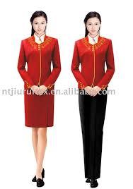 front office uniform design