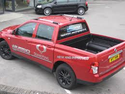 used ssangyong musso for sale rac cars