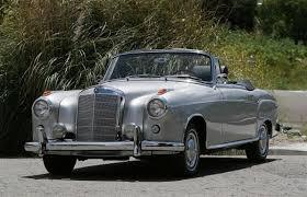 antique mercedes 1960 mercedes benz 220 se convertible by classic showcase