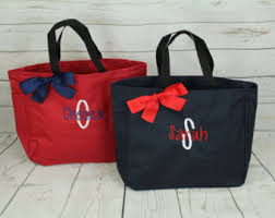 bridesmaids bags wedding tote bridesmaids gift personalized tote bag wedding