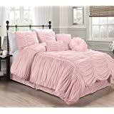 Textured Duvet Cover Sets Amazon Com Simply Shabby Chic Textured Duvet Cover Set Pink