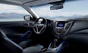 Veloster Hyundai Interior Hyundai New Thinking New Possibilities