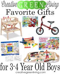 15 on gifts for 3 4 year boys creative green living