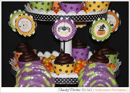 Halloween Decorations For Cakes by Amanda U0027s Parties To Go Halloween Ideas Anyone