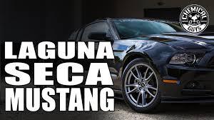 Black Mustang Boss 302 How To Detail A Ford Mustang Boss 302 Laguna Seca Chemical Guys