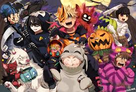 happy halloween artwork naruto game anime manga artwork f wallpaper 2488x1690 705821