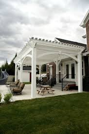 Patio Gazebo Ideas by Best 25 Pergolas Ideas On Pinterest Pergola Diy Pergola And