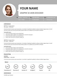 resume templates for word centrum simple resume template