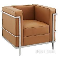 Le Corbusier LC Sofa Series  Italian Leather Replica - Corbusier sofas