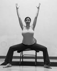 Chair Squat Eight Reasons To Discover Chair Yoga Some Are Not What You Think