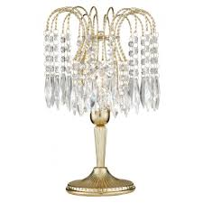 Crystal Table Lamps Cut Lead Crystal Table Lamps