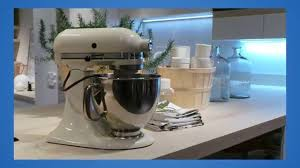 Kitchen Aid Artisan Mixer by Best Review Of Kitchen Aid Robot Artisan 4 8 Lt Meringue Youtube