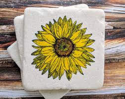 Sunflower Home Decor Sunflower Gift Sunflower Wedding Sunflower Home Decor