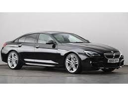 bmw 6 series for sale uk bmw 6 series gran coupe used cars for sale on auto trader uk