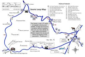 Rocky Mountain States Map Langtry Texas Map Fort Davis To Fort Stockton Gardening That I