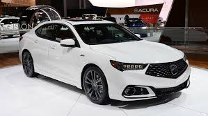 Acura Tlx Spec 2018 Acura Tlx Gets Sporty A Spec Trim With Mid Cycle Refresh